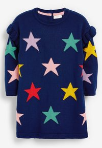Next - SET - Jumper dress - dark blue - 1