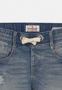 Vingino - CECARIO - Shorts - blue denim - 3