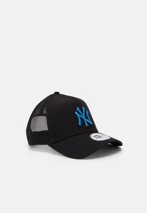 LEAGUE ESSENTIAL TRUCKER UNISEX - Cap - black