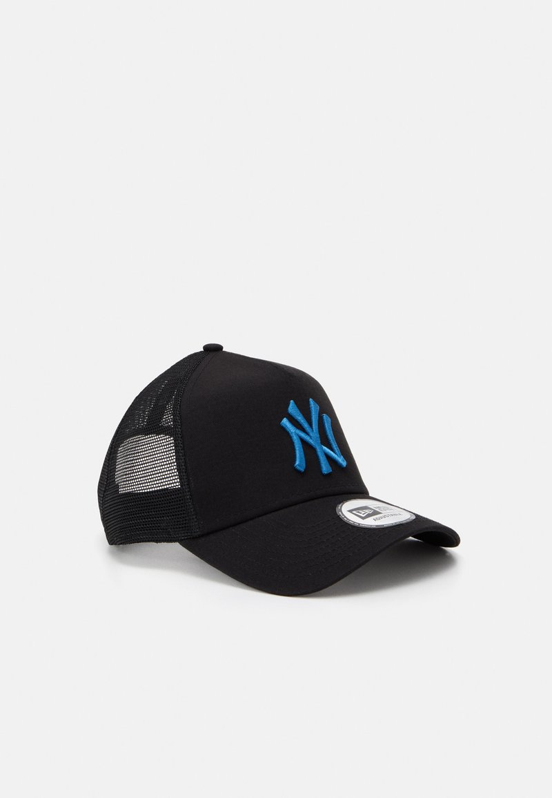 New Era - LEAGUE ESSENTIAL TRUCKER UNISEX - Kšiltovka - black