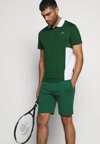 Lacoste Sport - TENINS  - Sports shirt - green - 3
