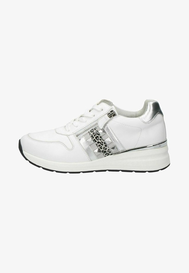 WOMS  - Sneakers laag - white comb