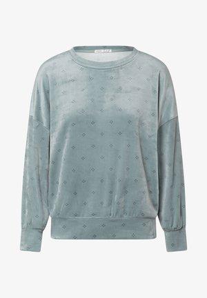 Pyžamový top - blue