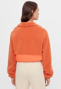 Bershka - Winter jacket - orange - 2