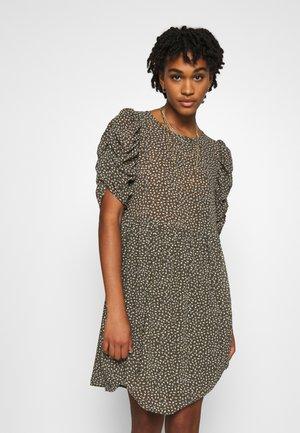 ONLZOE DRESS - Day dress - kalamata