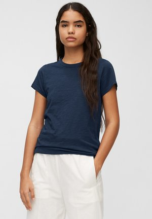 REGULAR FIT - Basic T-shirt - dress blue