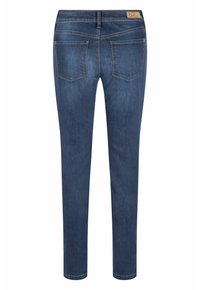Raffaello Rossi - Slim fit jeans - black/blue - 1