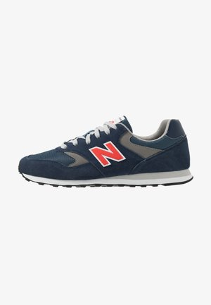 ML393 - Sneakers laag - navy