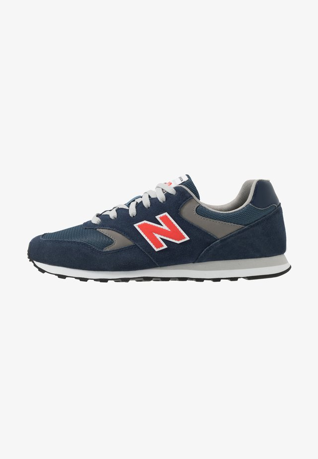 ML393 - Baskets basses - navy