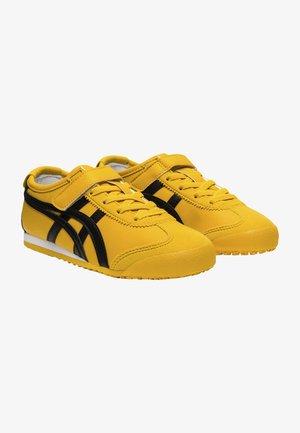 MEXICO  - Zapatillas - yellow / black