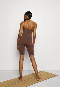 ARKET - Legging - brown - 2
