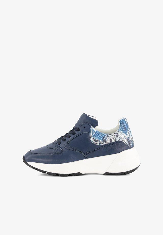 J.FISCHER - Sneakers laag - blue
