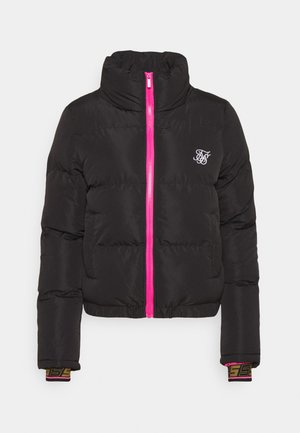 ROMA CROP JACKET - Winter jacket - black