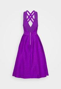 Mossman - HEAD OVER HEELS DRESS - Cocktail dress / Party dress - purple - 1