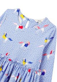 Tom Joule - Day dress - blau geblümt - 2