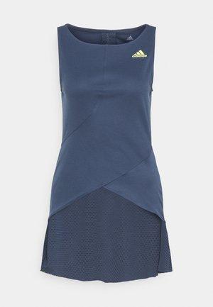 DRESS - Sportskjole - crenav/aciyel