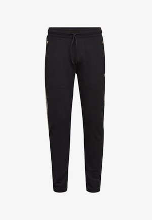 TAPING SWEATPANTS - Pantalon de survêtement - dk black
