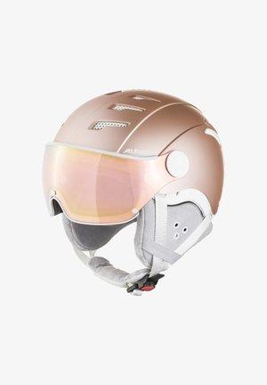 Helmet - rose matt