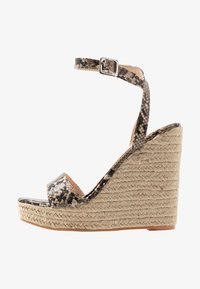 Public Desire - SYDNEY - High heeled sandals - natural - 1