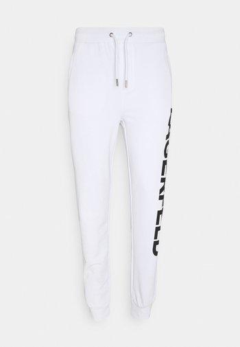 PANTS - Pantaloni sportivi - white