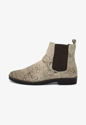 LOTTA - Ankle boots - whisky