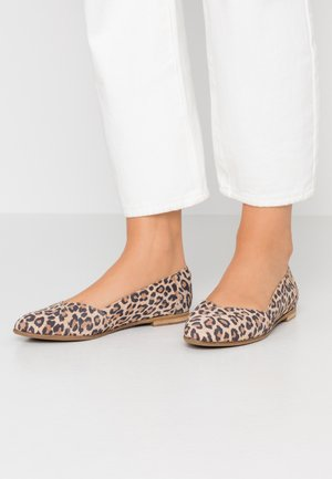 JULIE - Ballet pumps - tan