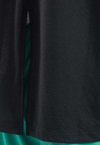 Reebok - WORKOUT READY SUPREMIUM DETAIL - Print T-shirt - black - 4