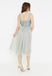 BEAUUT - MYAH - Cocktail dress / Party dress - sage green - 2