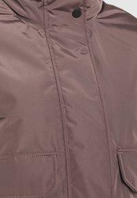 Hunter ORIGINAL - WOMENS INSULATED ANORAK - Winter jacket - lough - 3