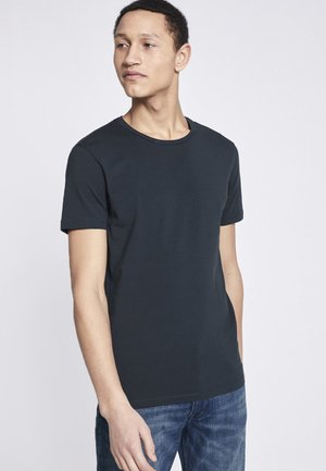 NEUNIR - Basic T-shirt - navy blue