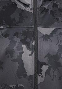 adidas Performance - Zip-up hoodie - grey four - 2