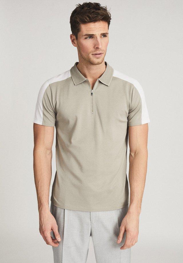 HACKNEY - Poloshirt - light green