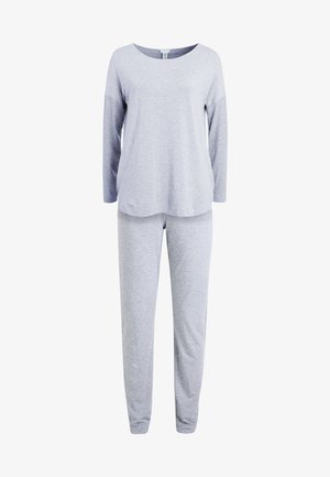 Pyjama set - grey melange