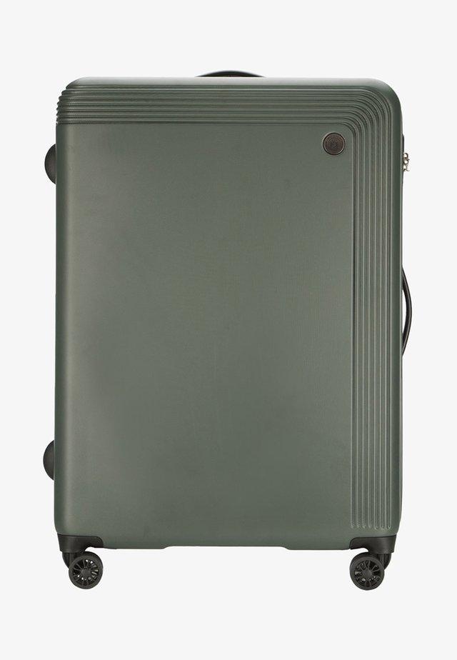 MODERN - Wheeled suitcase - grey