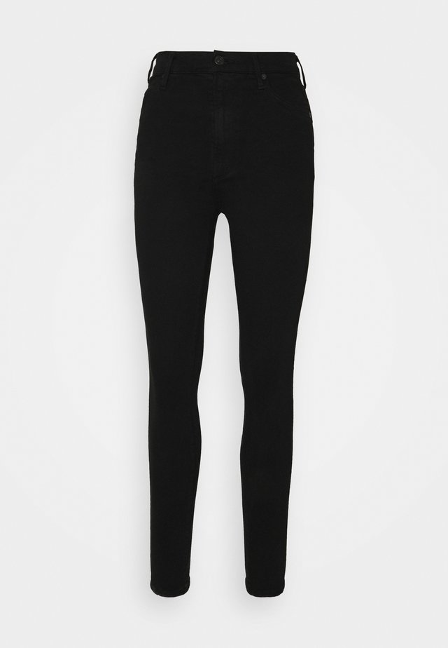 CHRISSY - Jeans Skinny - plush black