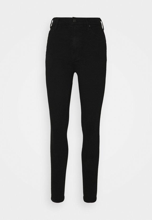 CHRISSY - Jeans Skinny Fit - plush black