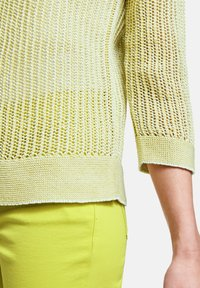 Gerry Weber - Maglione - lime - 2