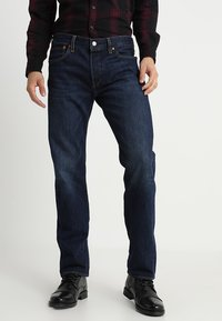 Levi's® - 501 ORIGINAL FIT - Straight leg jeans - sponge - 0