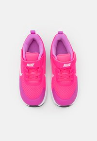Nike Sportswear - WEARALLDAY UNISEX - Sneakers laag - hyper pink/white/fuchsia glow/dark smoke grey - 3
