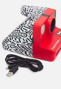 Polaroid - KEITH HARING UNISEX - Tech accessory - red - 2