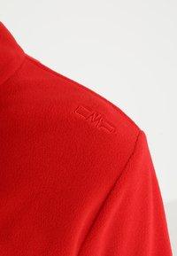 CMP - WOMAN - Fleece jumper - ferrari - 5