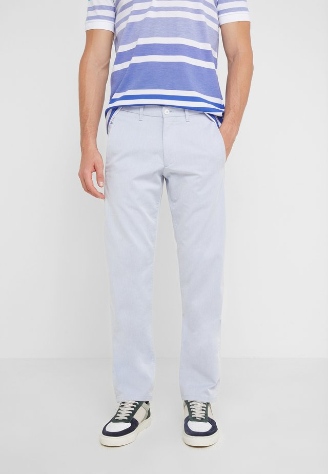 LEEMAN - Pantalones - navy