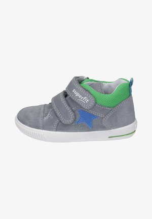 Trainers - light grey/blue