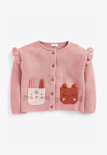 BUNNY - Cardigan - pink