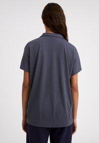 ARMEDANGELS - NAALA - Button-down blouse - indigo - 2