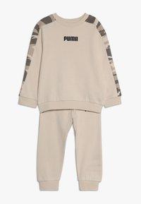 Puma - PUMA X ZALANDO BABY - Träningsset - white swan - 0