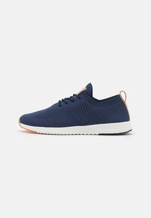 JASPER 4D - Matalavartiset tennarit - navy