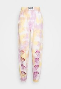 NEW girl ORDER - STRAWBERRY JOGGERS  - Pantalones deportivos - multi - 4