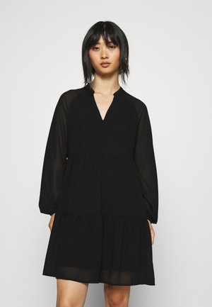 OBJMILA GIA DRESS  - Day dress - black