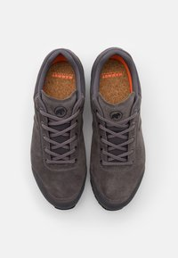 Mammut - ALVRA II LOW  - Hiking shoes - dark titanium/marine - 3